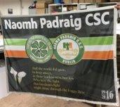 Naomh Paidraig CSC 1916 banner