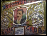St Mary's Brake Club banner 2 Bairds