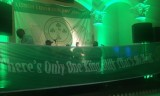 There's only one King Billy banner Ballymena Shamrock