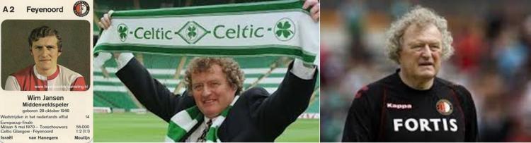 Celtic & Feyenoord 3 - Wim the Tim