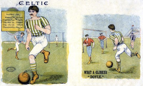 'Tic Toons - Dan Doyle 1894