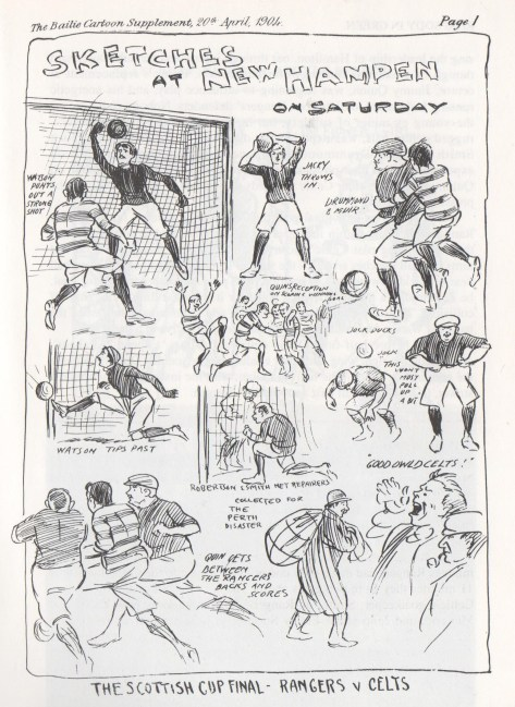 'Tic Toons - Jimmy Quinn:  Cup Final Hat-Trick Hero, 1904 (Part 2)