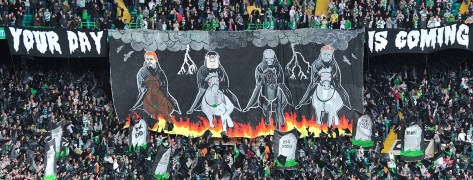 Four Horsemen of the Hun Apocalpyse (Green Brigade)