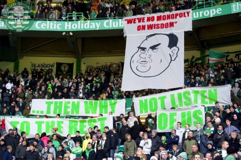 Alex Salmond - No Monopoly on Wisdom (Green Brigade)