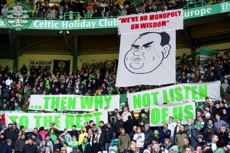 Alex Salmond - No Monopoly on Wisdom (Green Brigade)