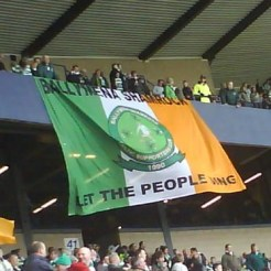 Ballymena Shamrock at Hampden