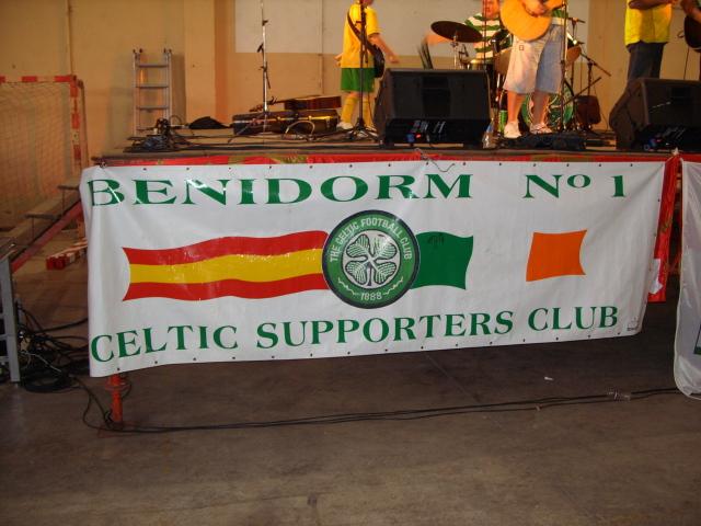 Benidorm No.1 CSC Banner