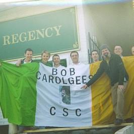 Bob Carolgees CSC