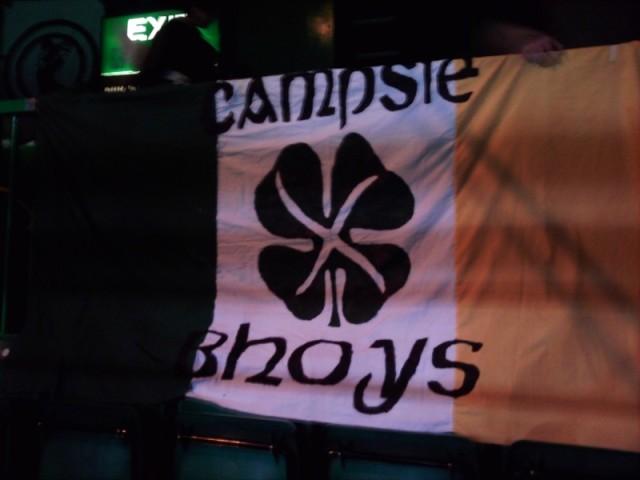 Campsie Bhoys banner
