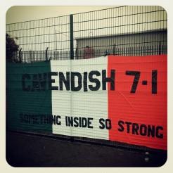 Cavendish 7-1 SISO banner