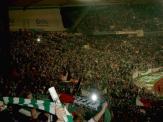 Celtic fans in Stuttgat
