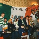 Continental Celtic banner