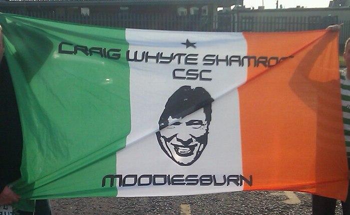 Craig Whyte Shamrock CSC Moodiesburn