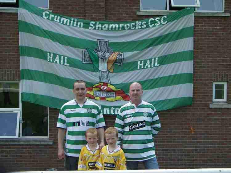 Crumlin Shamrocks CSC