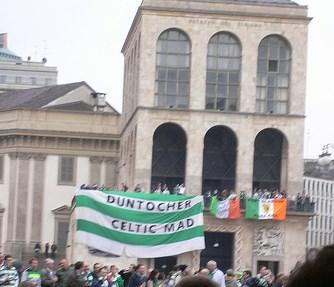 Duntocher Celtic Mad - Milan 2007
