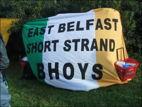 East Belfast Short Strand Bhoys