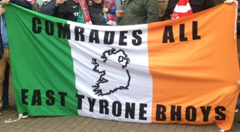 East Tyrone Bhoys - Comrades All