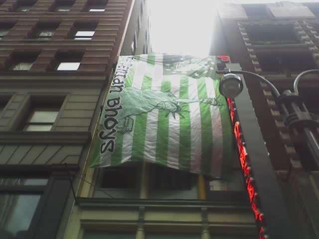 Fenian Bhoys - Manhattan CSC