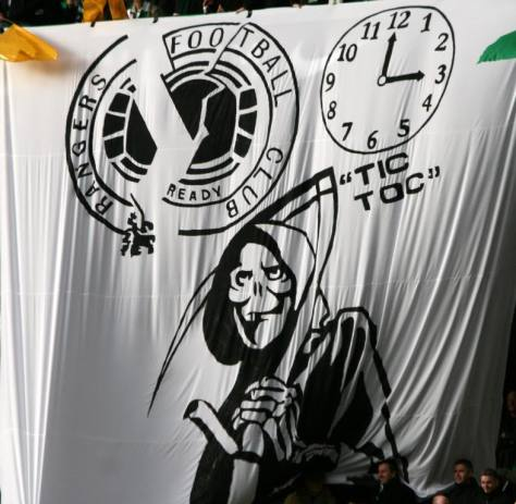 Grim Reaper banner (Jungle Bhoys)