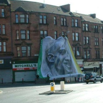 Henrik in the Gallowgate