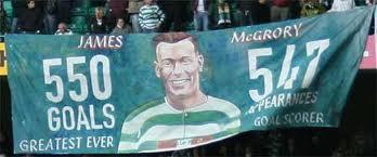 James McGrory banner (Jungle Bhoys)