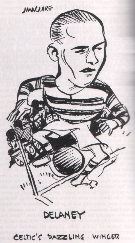 'Tic Toons - Jimmy Delaney