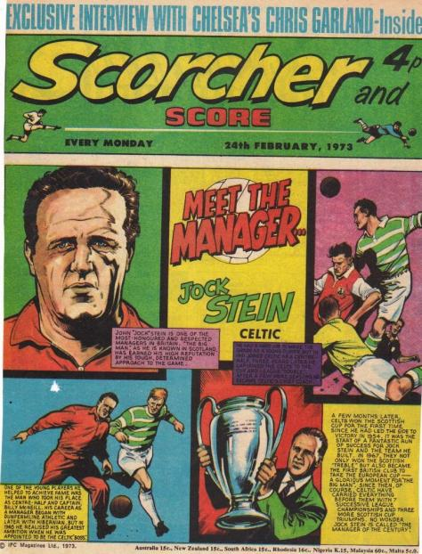 'Tic Toons:  Meet the Manager, Jock Stein