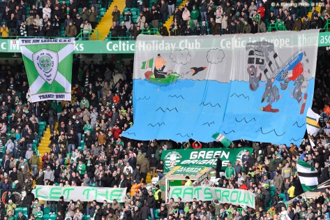 Let the rats drown - Hector sinks HMS Dignity (Green Brigade)
