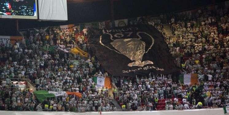 Lisbon 67 banner v Benfica pro