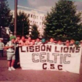 Lisbon Lions CSC on tour