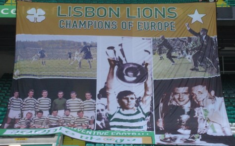 Lisbon Lions - Champions of Europe (Jungle Bhoys)