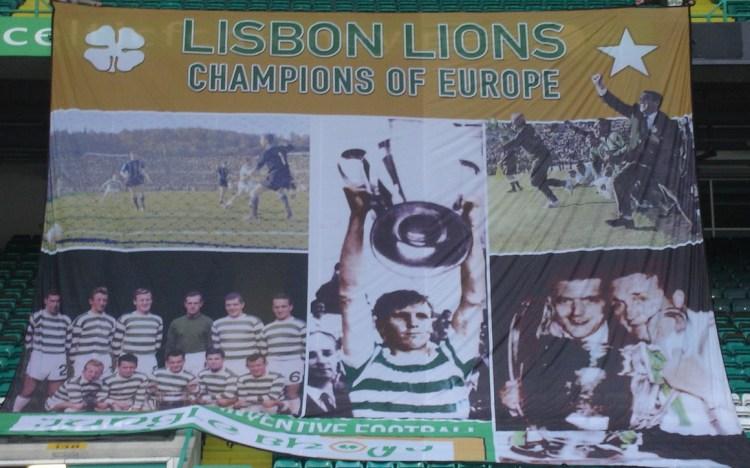 Lisbon Lions - Champions of Europe (Jungle Bhoys)