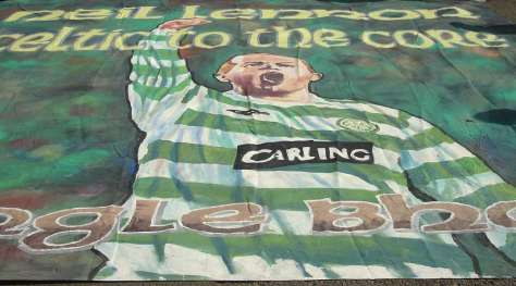 Neil Lennon   Celtic to the Core  2006  (Jungle Bhoys)