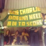 Our Charlie Doesnt need a Di to Score Sons of Donegal Rotterdam 1981