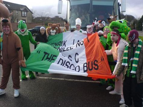 Henrik Larsson Penilee No.1 CSC - The Disco Bus
