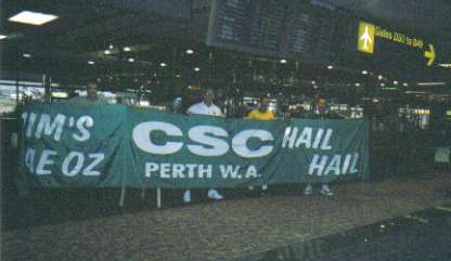 Perth, Western Australia CSC