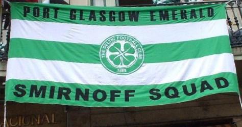 Port Glasgow Emerald - Smirnoff Squad