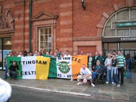 Pride of Erin CSC Nottingham