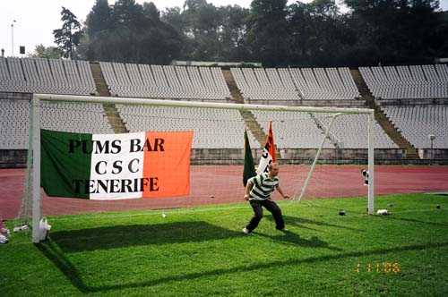Pums Bar CSC - Tenerife