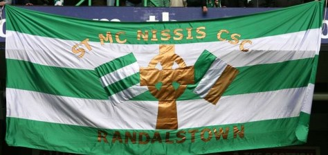 St Mc Nissis CSC, Randalstown