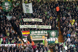 Real men conquer Europe