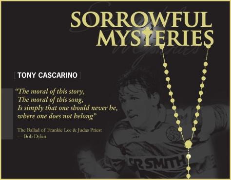 Sorrowful Mysteries logo