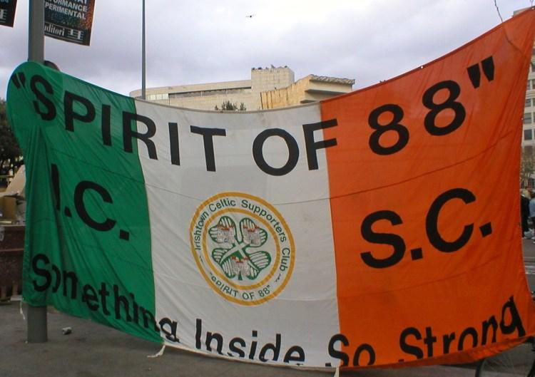 Irishtown CSC - Spirit of '88