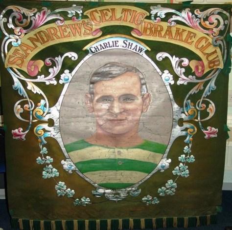 St. Andrew's Brake Club Banner - Charlie Shaw
