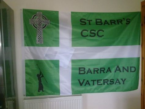 St Barr's CSC - Barra and Vatersay