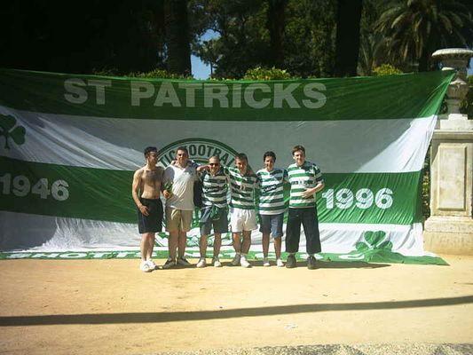 St Patrick's CSC, Shotts