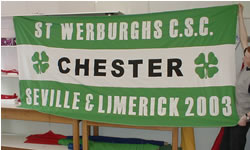 St Werburgh's CSC, Chester
