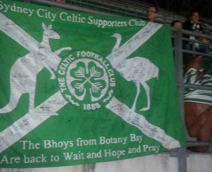 Sydney City CSC - Australia (The Bhoys from Botany Bay)