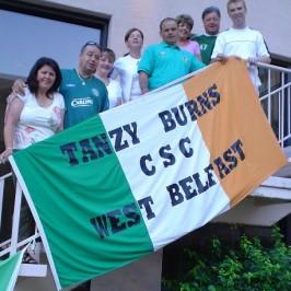 Tanzy Burns CSC Belfast