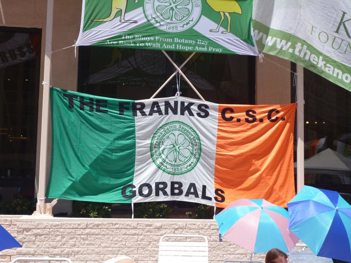 The Franks CSC Gorbals